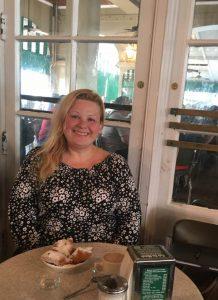 Photo of Alexia at Cafe Du Monde