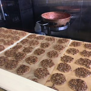 Photo of Aunt Sally's Pralines in New Orleans.
