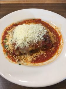 Photo of Lasagna at Tutto Fresco.