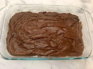 Photo of Chocolate Brownie Dough.