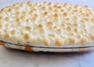 Photo of Candied Yams with Marshmallows.