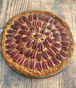 Photo of Pecan Pie.