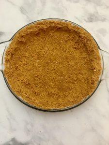 Photo of Graham Cracker Pie Crust.