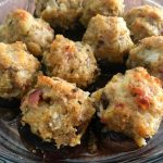 Photo of Stuffed Mushrooms.