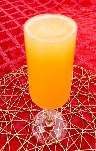 Photo of The Orange-Pineapple Mimosa.