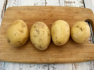 Photo of Yukon Gold Potatoes.