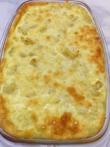 Cauliflower Casserole!