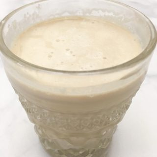 White Russian Cocktail.