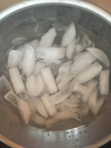 Ice Bath.
